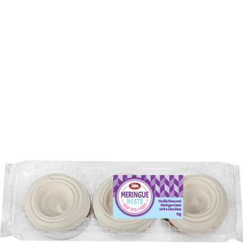 Bakers Collection® Meringue Nests 90g