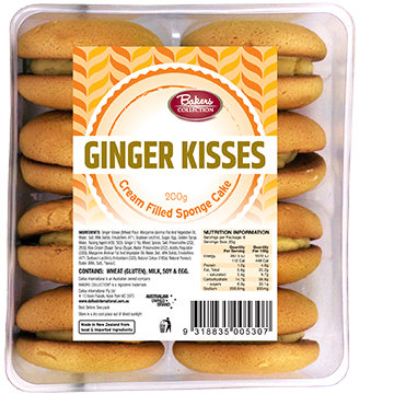 Bakers Collection® Ginger Kisses