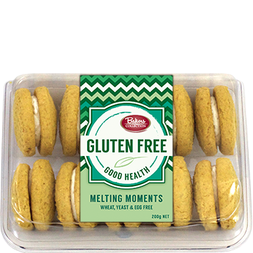 Bakers Collection® Gluten Free Melting Moments 200g