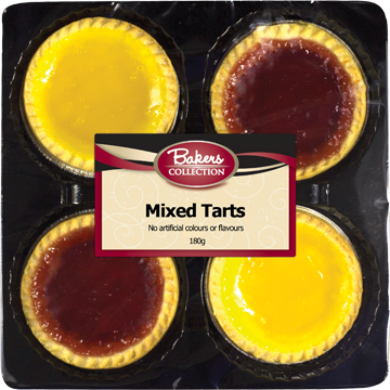 Bakers Collection® Mixed Tarts