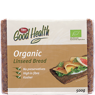 Bakers Collection® Organic Linseed Bread