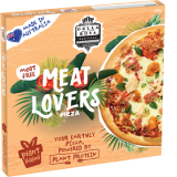 """Della Rosa® Plant Based Pizza Meat Lovers 450g 10"""""""