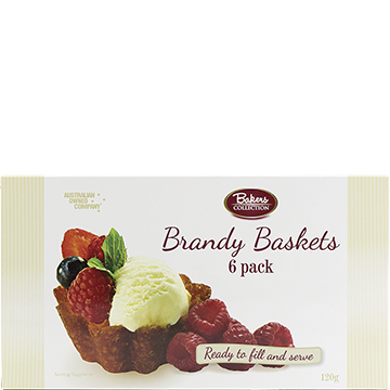 Bakers Collection® Brandy Baskets